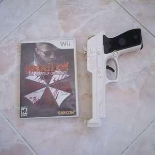 Wii: Resident Evil the Umbrella Chronicles