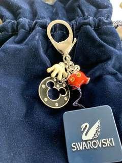 Swarovski Micky Mouse Key Chain