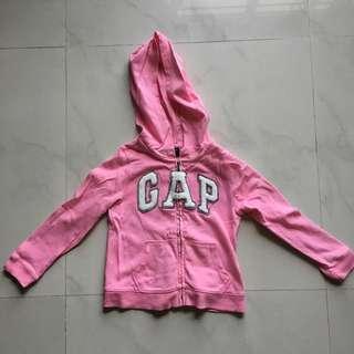 EUC Gap Hoodie Jacket Size 4 years