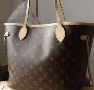 Louis Vuitton neverfull -MM
