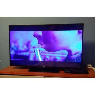 50 inch Philips LED television (3108 series)
