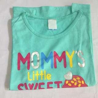 Mommy's little sweet heart