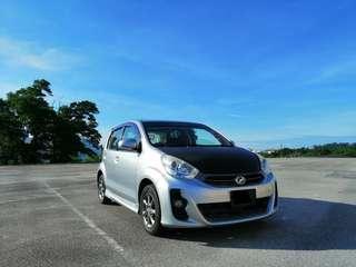 Perodua Myvi 2012 1.5 SE