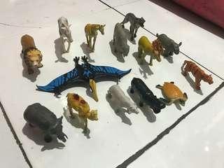 Mainan jenis hewan