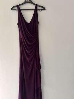 Evening dress / long dress pesta