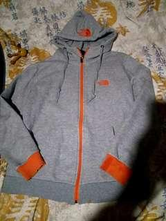 The North Face Hoodie Gray