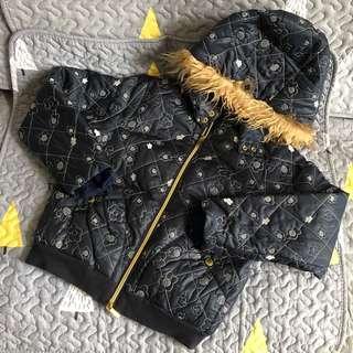 Chickeeduck girl's coat 女童外套