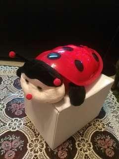 Ladybird night lamp #SBUX50