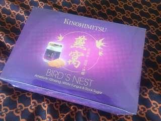 Kinohimitsu Bird's Nest (NEW in sealed packaging)