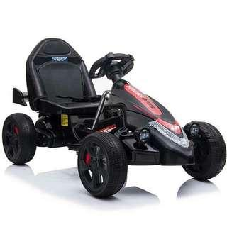 ABARTH GO KART ( RECHARGEABLE)