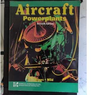 *FREE DELIVERY* Aircraft Powerplants 7th Edition
