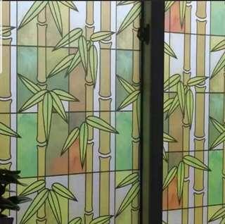 🚚 Frostes Privacy Window Film