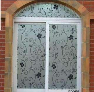 Privacy Frosted Window Film