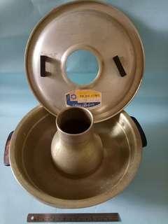🚚 復古碳燒小火鍋鍋子(未煮過)
