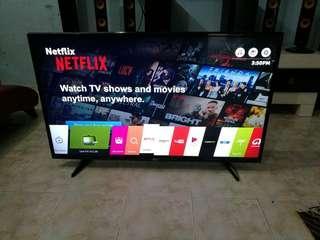 LG 43in Smart Tv Led Full Hd