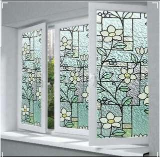 Privacy Frosted Windows and Glass Film