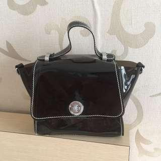 NEW Zara Mini Jelly Bag