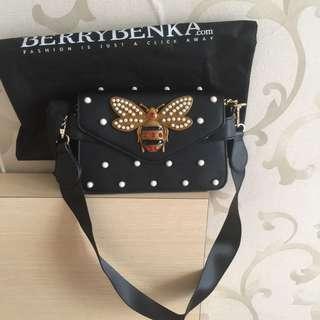 NEW Berrybenka Clutch Bag