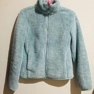 Uniqlo fur jacket