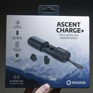 Rowkin Ascent Charge+ | Premium Lightweight True Wireless Earbuds