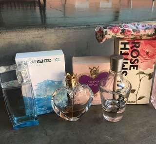 🆓Postage!!!✨Authentic Perfume Bundle Clearance