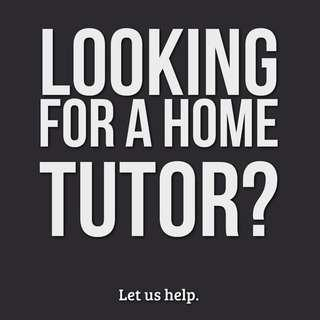 Looking for home tuition? Let us help.