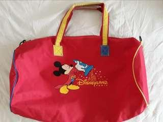 AUTHENTIC HELLO KITTY SERIES - LARGE HAND CARRY BAG and NECK REST FOR TRAVELLING