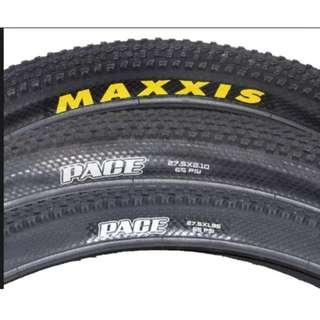 🅝🅔🅦:Maxxis Pace 27.5 X 2.10 Light Weight Tyres