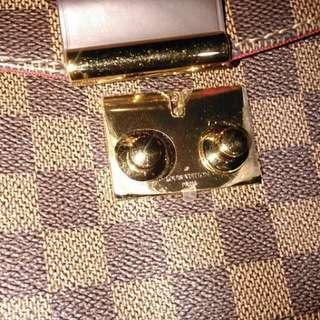 Lv croisette bag (original)