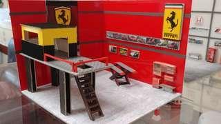 Ferrari 1:64/1:43場景