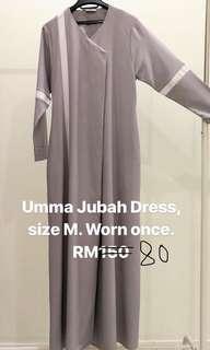 [REDUCED] Umma Jubah Dress