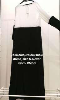 [REDUCED] Zalia Maxi dress