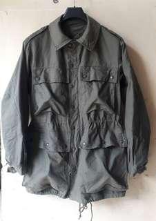 EUROPEAN  Parka  Military Jacket