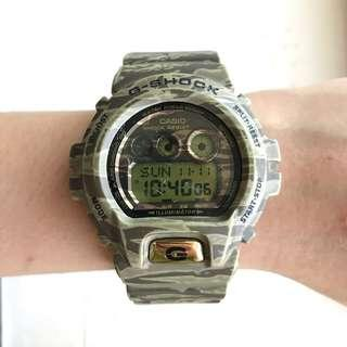 Casio Shock Resists Army Watch