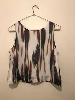 Banana Republic crop top (small)