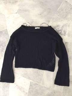 Cotton On Knitted Crop Sweater