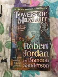 Towers of Midnight (Wheel of Time #13) by Robert Jordan