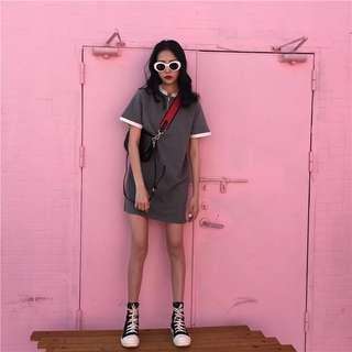 Tee dress #cny888