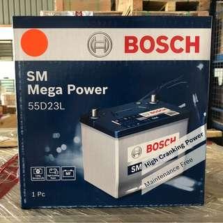 55D23L BOSCH Car Battery