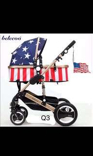Belecoo With Suspension Q3 Stars Design