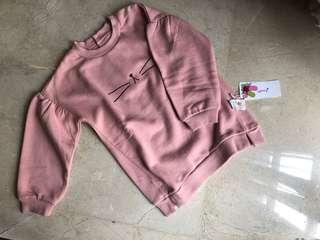 Agabang (Korean Brand) Sweater - New with tag attached