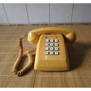 早期電話 按鍵式 機械式鈴聲 (2)