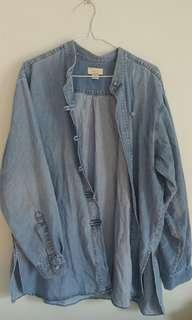 Chambray Jacket #SwapAU