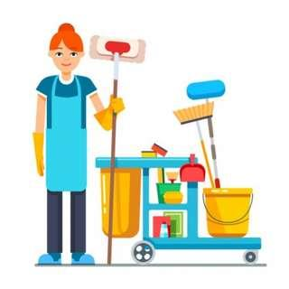 $1200 Female Cleaner Tampines Childcare