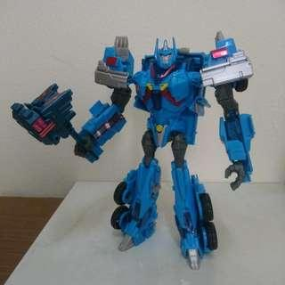 Takara Transformers Prime AM-27: Ultra Magnus with Micron Arms