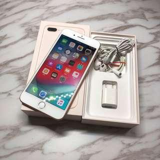 second hand IPhone 8 Plus 256G gold