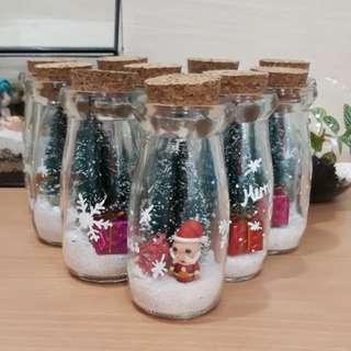 Christmas Terrarium gift