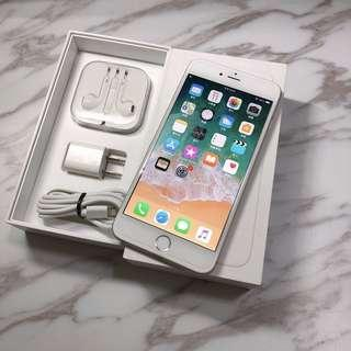 second hand IPhone 6 Plus 16G Silver