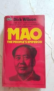 Negotiable: Mao - the people's emperor