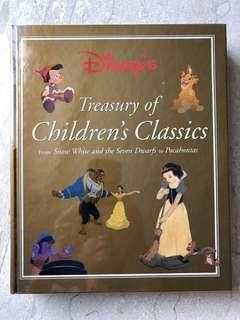 Disney's Treasury of Children's classics